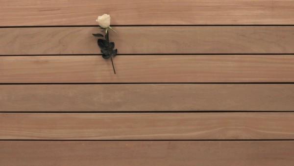 Bangkirai Holz Dielen für die Terrasse, 8,50 €/lfm, Premium (KD) glatt, 25 x 145 bis 4880 mm, Terrassendielen Bretter