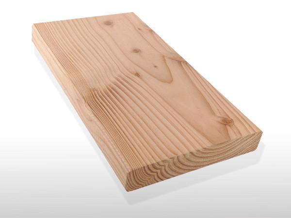 Douglasie Holz Dielen für die Terrasse, 3,20 €/lfm, glatt, 26 x 143 bis 5000 mm, Terrassendielen Bretter