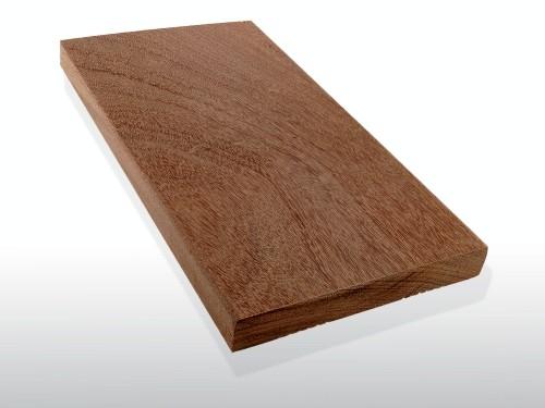 Angebot des Monats, Cumaru red Holz Dielen für die Terrasse, 7,90 €/lfm, Premium (KD) glatt, 21 x 145 bis 6100 mm, Terrassendielen Bretter