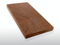 Cumaru red Holz Dielen für die Terrasse, 7,90 €/lfm, Premium (KD) glatt, 21 x 145 bis 6100 mm, Terrassendielen Bretter.