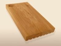 Douglasie Holz Dielen für die Terrasse, 3,20 €/lfm, fein gerillt, 26 x 143 bis 6000 mm, Terrassendielen Bretter