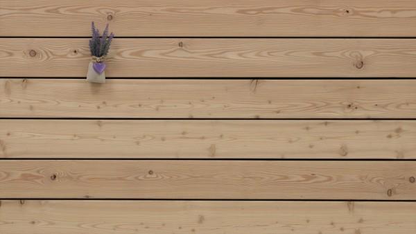 Angebot des Monats, Sibirische Lärche Holz Dielen für die Terrasse, AB Sortierung, 3,80 €/lfm, glatt, 27 x 143 bis 6000 mm, Terrassendielen Bretter